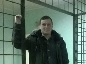 Detention in Donetsk: Interview with Victor Shapinov of Borotba